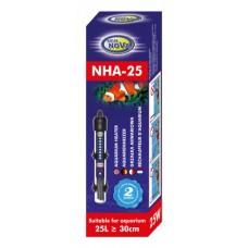 Aqua Nova 25 Watt - Verwarmingselement (tot 50 liter)