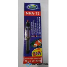 Aqua Nova 75 Watt - Verwarmingselement (60 tot 100 liter)