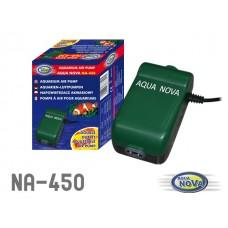 Aqua Nova NA-400 | 2x 200 l/h - Regelbare luchtpomp