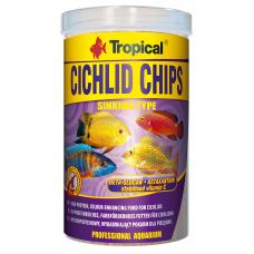 Tropical Cichlide Chips (1 Liter)