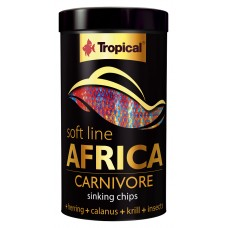 Tropical Soft Line Africa Carnivore M (250ml)