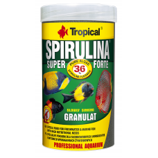 Tropical Super Spirulina Granulaat (250ml)