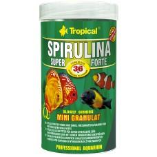 Tropical Super Spirulina Mini Granulaat 36% (250ml)